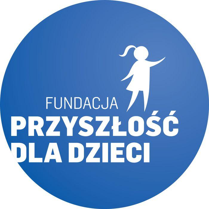 """Fundacja """"Przyszłość dla Dzieci"""" - logotyp/zdjęcie"""