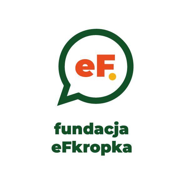 Fundacja eFkropka - logotyp/zdjęcie