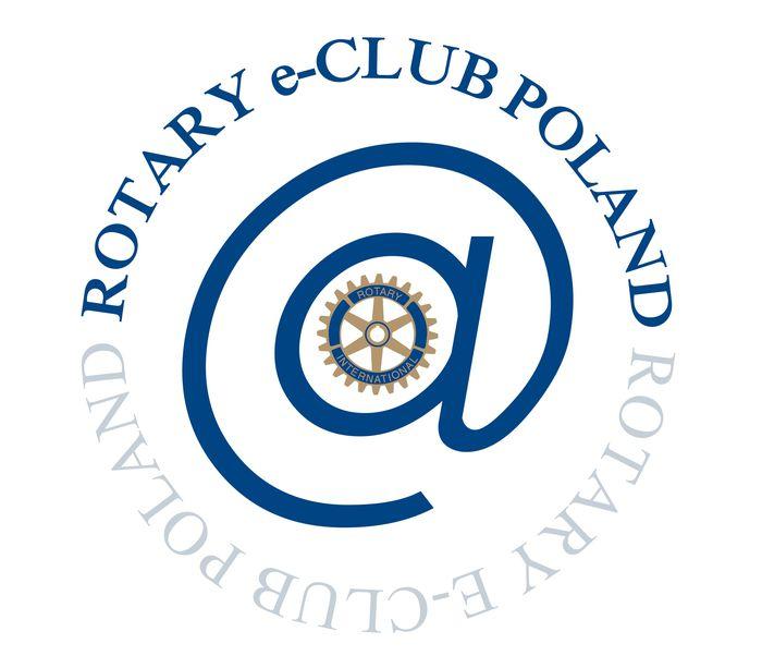 Rotary e-Club Poland - logotyp/zdjęcie