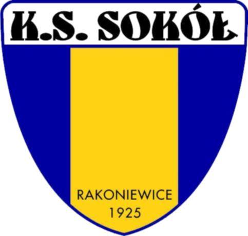 Klub Sportowy Sokół Rakoniewice - logotyp/zdjęcie