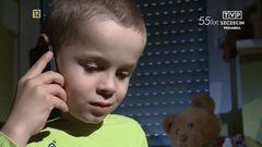 Pomóż Adriankowi pokonać mukowiscydozę i znaleźć rodziców
