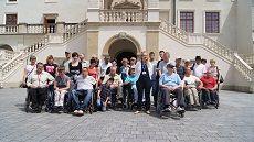 """Stowarzyszenie Niepełnosprawnych i Przyjaciół """"MAMY NADZIEJĘ"""""""