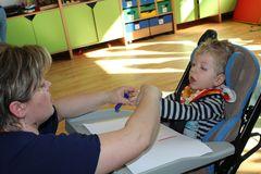 """Stowarzyszenie Pomocy Dzieciom Niepełnosprawnym """"Możesz więcej"""""""