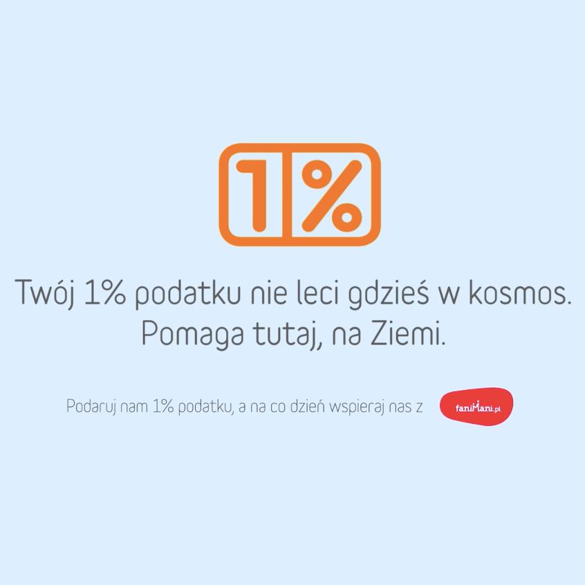 Podgląd dla: Film Podaruj 1% Podatku z Waszym logo!
