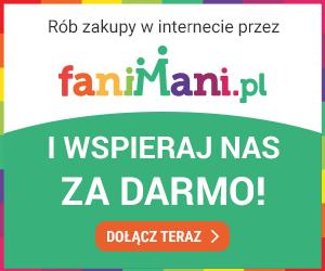 Rób zakupy w internecie przez fanimani.pl