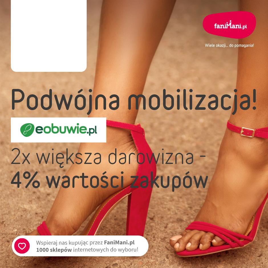 Podgląd dla: Eobuwie - Podwójna mobilizacja!/1