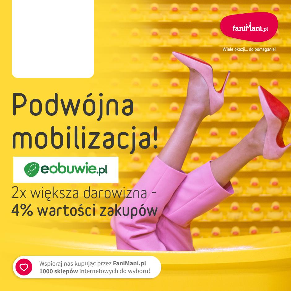 Podgląd dla: Eobuwie - Podwójna mobilizacja!/4