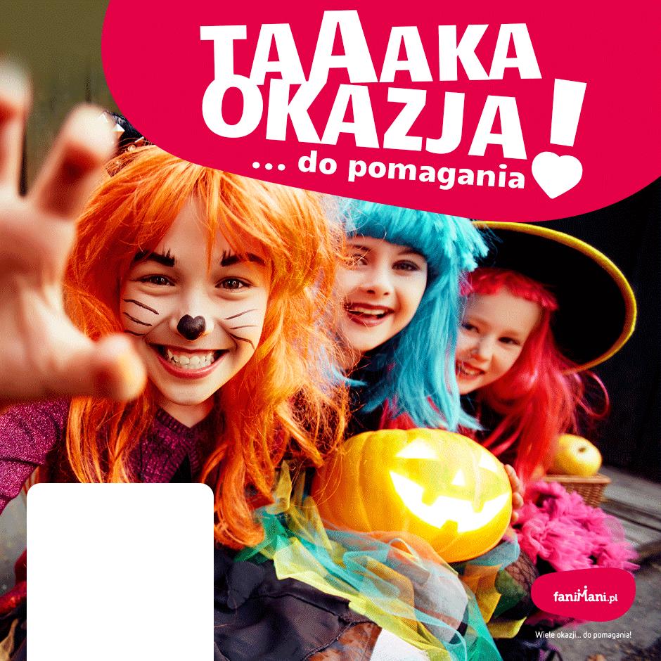 Podgląd dla: TAAAKA OKAZJA! Halloween
