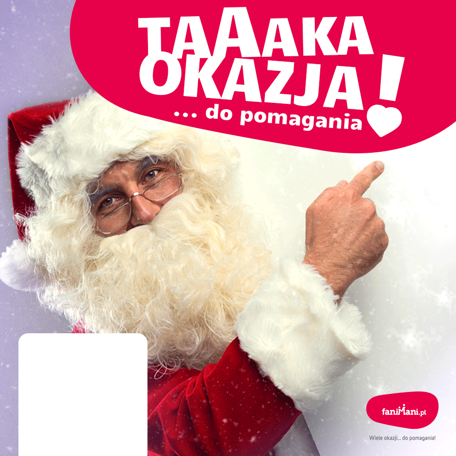 Podgląd dla: TAAAKA OKAZJA! Na dzień Św. Mikołaja