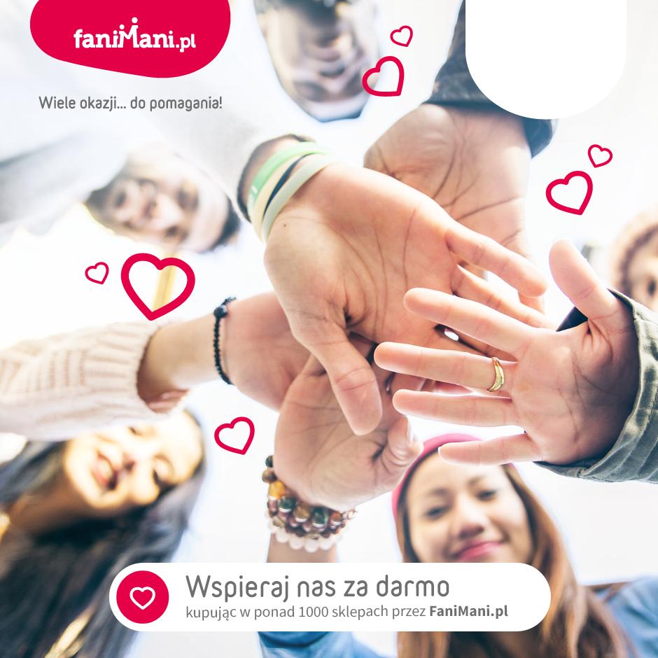 Podgląd dla: Wspieraj nas przez FaniMani.pl!