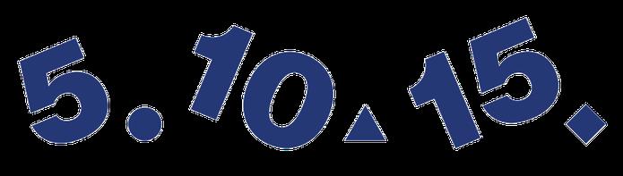 Logo sklepu 5.10.15.